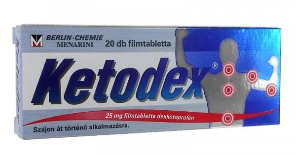 ketodex fogyókúra