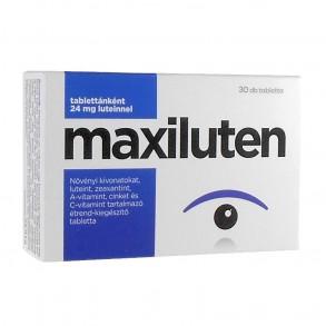 MAXILUTEN LUTEIN TABLETTA - 30X
