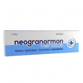 NEOGRANORMON KENŐCS - 25 G