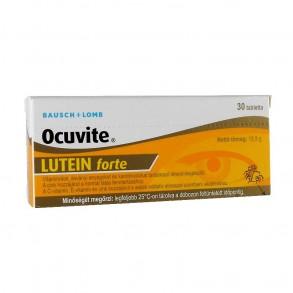 OCUVITE LUTEIN FORTE TABLETTA - 30 X