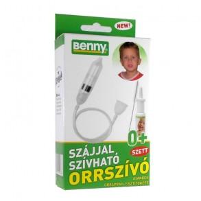 ORRSZÍVÓ SZETT DR.BENNY SZÁJJAL SZÍVHATÓ