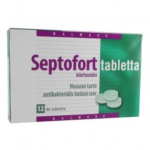 SEPTOFORT TABLETTA - 12X