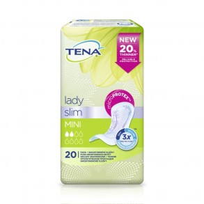 TENA LADY SLIM MINI - 20X