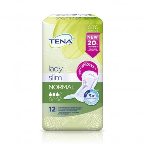 TENA LADY SLIM NORMAL - 12X
