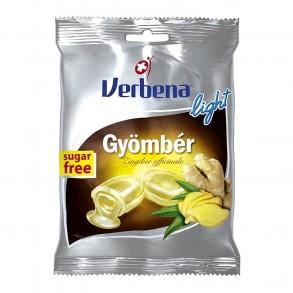 VERBENA GYÖMBÉR SUGAR FREE CUKOR - 60G