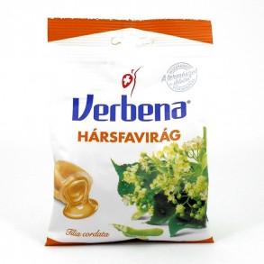VERBENA HÁRSFAVIRÁG CUKORKA - 60 G