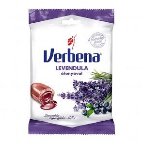 VERBENA LEVENDULA ÁFONYA CUKORKA - 60G