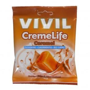 VIVIL CREME KARAMELL CUKORKA - 40G