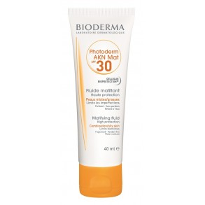 BIODERMA PHOTODERM AKN MAT KRÉM SPF 30 - 40 ML