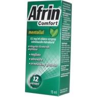 AFRIN COMFORT MENTOLLAL 0,5MG/ML OLDATOS ORRSPRAY - 1X15ML
