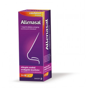 ALLENASAL 1MG/ML OLDATOS ORRSPRAY - 1X10ML