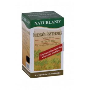 ÉDESKÖMÉNYTERMÉS TEA  FILTERES N-LAND - 25X1G