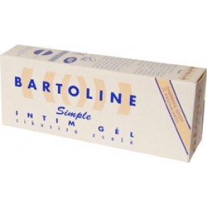 BARTOLINE SÍKOSÍTÓ ZSELÉ - 60 ML