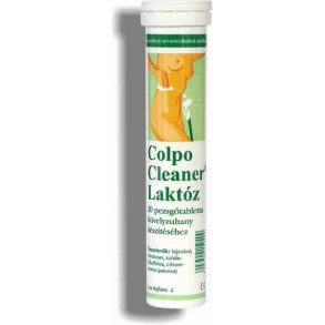 COLPO-CLEANER LAKTÓZ TABLETTA - 20 X