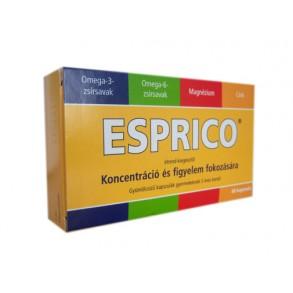 ESPRICO KAPSZULA  GYERMEKEKNEK 5 ÉVTŐL - 60 X