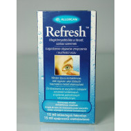 REFRESH CONTACTS SZEMCSEPP - 15ML