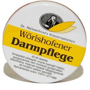 DARMPFLEGE WÖRISHOFENER TABLETTA - 42X