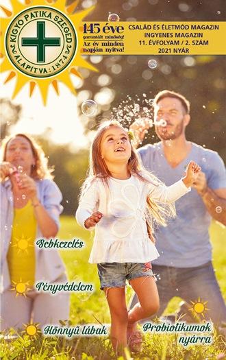 Család és Életmód Magazin - 2021. nyár